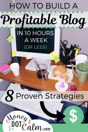 Do you want make 1000 a month blogging (or more)? To increase your likelihood of making money blogging, follow my part time blogger schedule (in 10 hours a week or less). Learn how much time it takes to earn from a website and the best strategies to take you there!