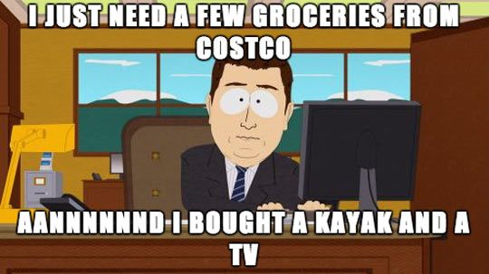 Shopping at Costco on a Budget - 10 Ways to Quit Overspending