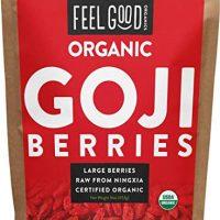 Organic Goji Berries - 100% Raw From Ningxia