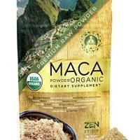 Maca Powder Organic - Peruvian Premium Grade Superfood (Raw)