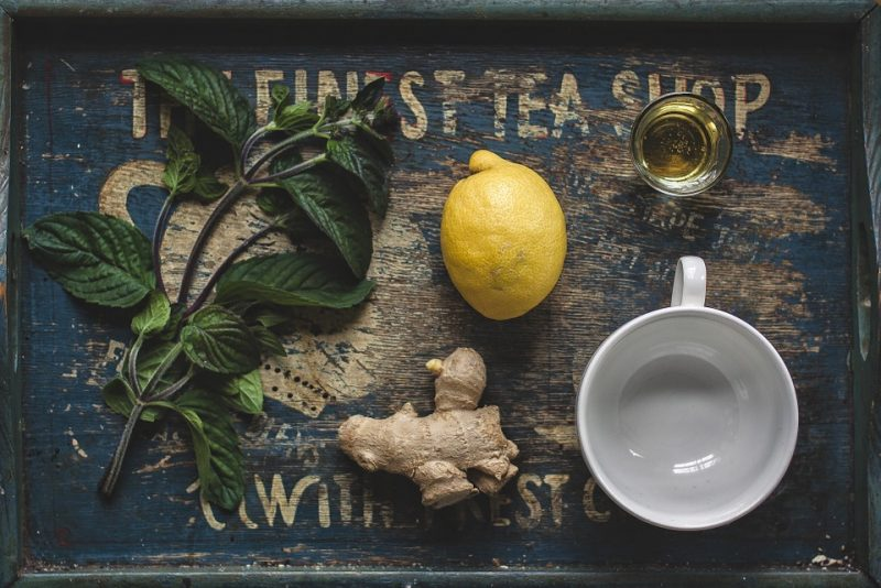 Super Frugal Lemon Ginger Tea (Why You Should Drink It Daily)